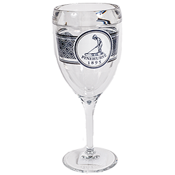 Tervis-Pinehurst Navy Wrap Single Wine Glass MAIN