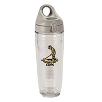 Tervis - 24oz Water Bottle w/ Green Putter Boy Patch