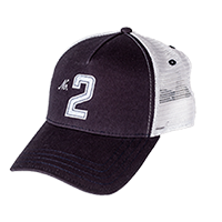 The No. 2 Snapback Cap