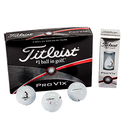 Titleist Pro V1X 2015 Release-Sleeve of 3