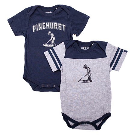 Tommy Infant 2 pack Onesie Mini-Thumbnail