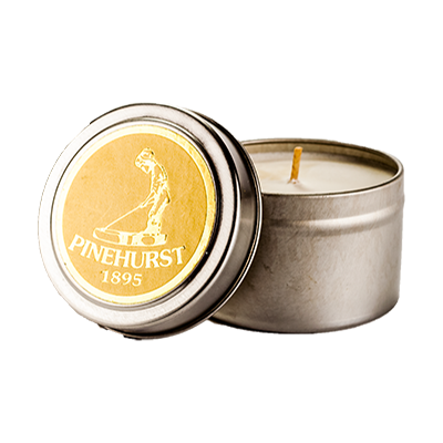 Pinehurst Spice Tin Candle
