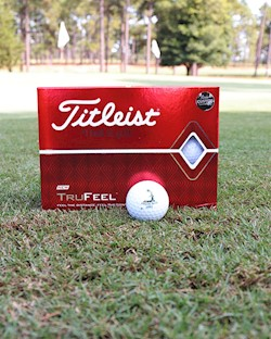 Titleist Trufeel- Sleeve of 3 LARGE