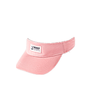 Light Weight Twill Low-Rise Visor Mini-Thumbnail