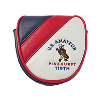 2019 U.S. Amateur Limited Edition Mallet Cover THUMBNAIL