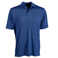 Fairway and Greene Men's USA Craig Print Polo