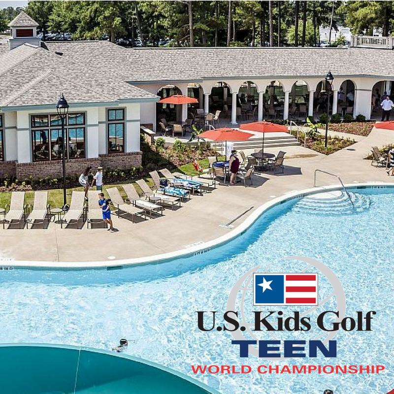 Teen World Championship - Pinehurst Country Club Pool Champions Cookout