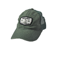 Pinehurst 1895 Vintage Label Cap THUMBNAIL