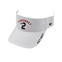 '47 Brand-No. 2 Cross Court Visor THUMBNAIL