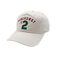 Ahead - Pinehurst No. 2 Cap SWATCH
