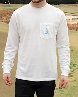L2- Men's Putter Boy Long-Sleeve Icon Tee LARGE