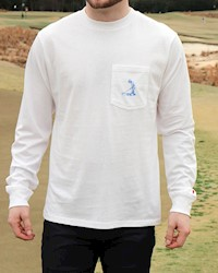 L2- Men's Putter Boy Long-Sleeve Icon Tee THUMBNAIL