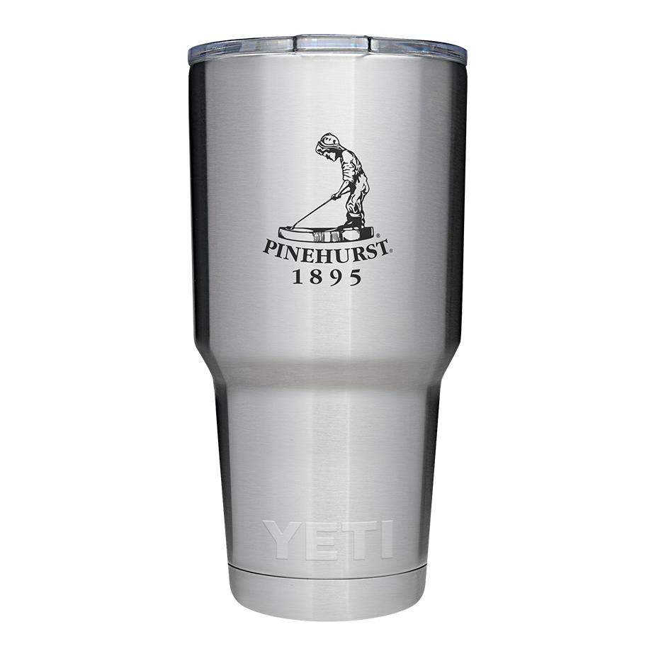 Yeti Rambler Sale >> Yeti - Pinehurst Rambler 30oz Tumbler – Pinehurst Resort ...