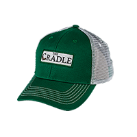 The Cradle Youth Mesh Back Cap