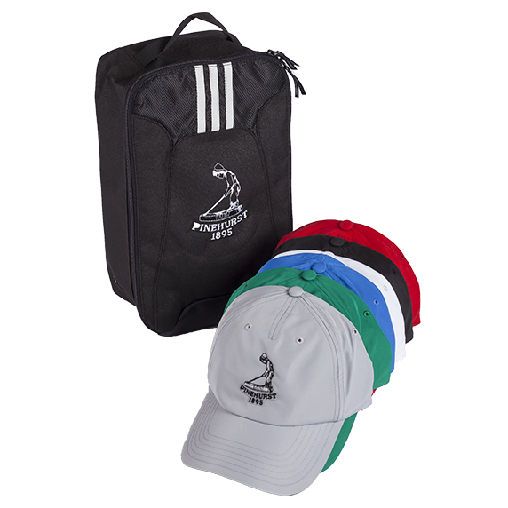 Adidas 6 Hat Pack/Shoe Bag
