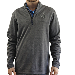 Men's Pinehurst Adidas Private Label Pullover MAIN