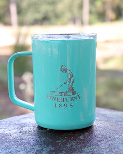 Corkcicle- Pinehurst 16 oz. Mug (Turquoise) LARGE