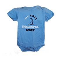 My First Pinehurst Shirt Onesie_SWATCH