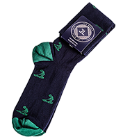 JL Brand-Men's Pima Cotton Dress Sock THUMBNAIL