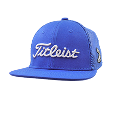 Pinehurst Junior Titleist Flat Bill Cap_MAIN