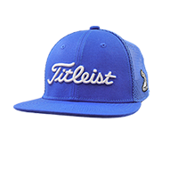 Pinehurst Junior Titleist Flat Bill Cap THUMBNAIL