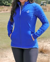 Ladies' Levelwear Alyssa Full-Zip Jacket THUMBNAIL