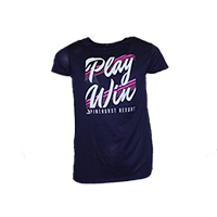 Youth Play to Win Tee