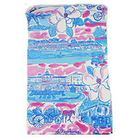 Pinehurst Print Beach Towel SWATCH