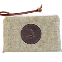 Putter Boy Zip Wristlet THUMBNAIL
