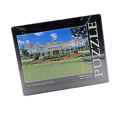 Carolina Hotel 12x18 Jigsaw Puzzle MAIN