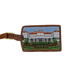 Smathers and Branson Needlepoint Luggage Tags MAIN