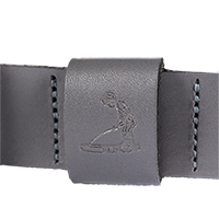 Putter Boy Youth Leather Embossed Belt Mini-Thumbnail