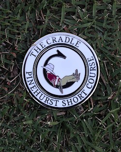 Cradle/ Putter Boy Duo Ball Marker LARGE