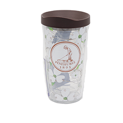 Tervis- Dogwood Wrap 16 oz. with Lid MAIN