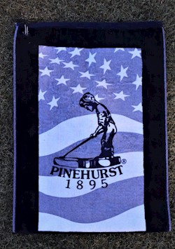 Putter Boy Flag Towel LARGE