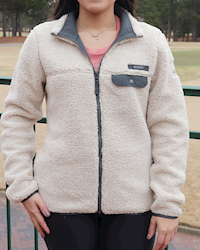 Ladies' Mountainside Fleece Jacket THUMBNAIL
