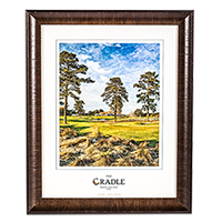 The Cradle Framed Print