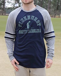 Men's '47 Brand Wind Up Raglan Tee THUMBNAIL