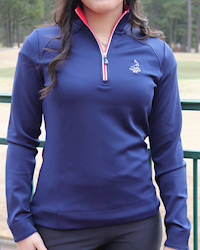 Ladies' Custom Wells Pullover THUMBNAIL