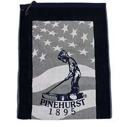 Putter Boy Flag Towel MAIN