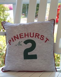 Pinehurst No. 2 14x14 Spirit Pillow THUMBNAIL