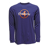 Men's No. 4 Long Sleeve Tee