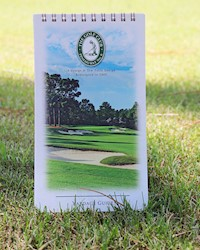 Pinehurst No. 6 Yardage Guide THUMBNAIL
