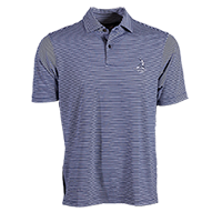Fairway and Greene Men's Owens Stripe Polo Mini-Thumbnail