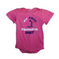 My First Pinehurst Shirt Onesie Mini-Thumbnail