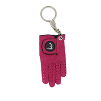 Putter Boy Golf Glove Key Fob SWATCH