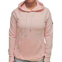 Ladies' Fleece Hoodie THUMBNAIL