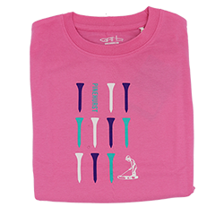 Toddler Tees T-Shirt (Pink) LARGE