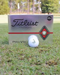 Titleist ProV1X 2019 Release-Sleeve of 3 THUMBNAIL