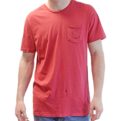 Men's Cradle Hudson Pocket Tee MAIN